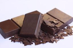 Morceaux de chocolat