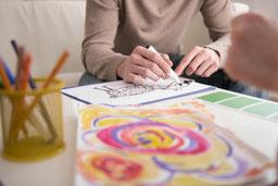 アートセラピー|心理カウンセリング サロン・ド・クロワッサン