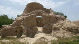 モウラーナー( مولانا )の出生地の復興