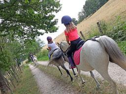 Balade à poney sur les chemins de l'Auxois