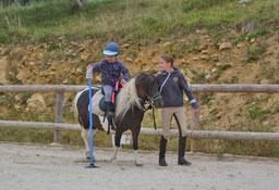 Baby poney, pour débuter l'équitation à partir de 3 ans