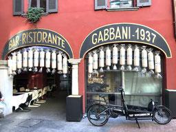 Restaurant und Comestibles in Lugano
