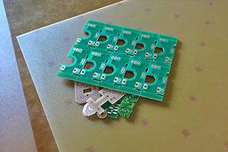 紙基材フェノール樹脂基板の製造が得意です