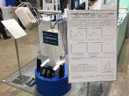 日本眼科手術学会 展示製品エアーバリアミニ