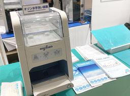 日本眼科手術学会 展示製品ハンドレックス