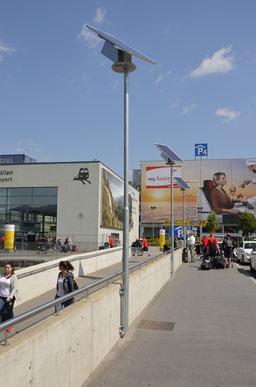 Solarbeleuchtung Solar Straßenbeleuchtung