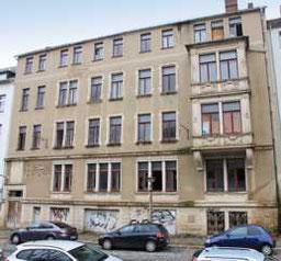 Leißnerstraße 24 vor der Sanierung