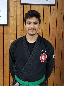 Oguzhan Uzun Kindertrainer,Kindertraining, Training, Kinder, 10-14 Jahre, Bujinkan, Lauf an der Pegnitz, TSV Lauf, Samurai, Ninja,