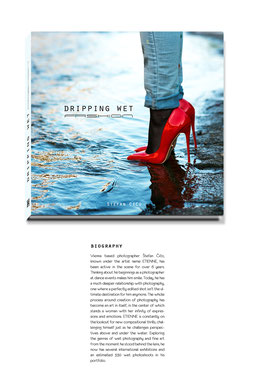 fully clothes wet fashion book
