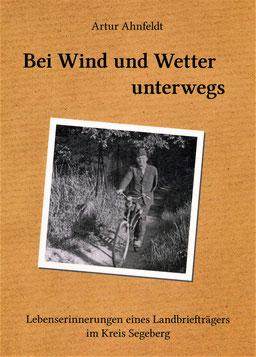 Biographie des Landbriefträgers Arthur Ahnfeldt