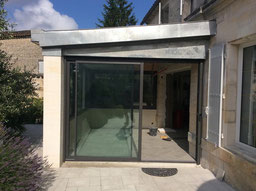 Etanchéité de toiture en zinc