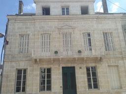 Ravallement de façade Dufrêne rénovation