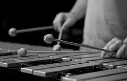 Les cours de xylophone de l'école de musique Selloise à Selles-sur-Cher