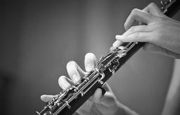 Les cours de clarinette de l'école de musique Selloise à Selles-sur-Cher