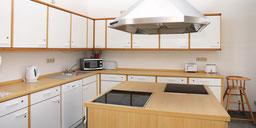 Ferienhaus Plauen an der Ostsee – Küche