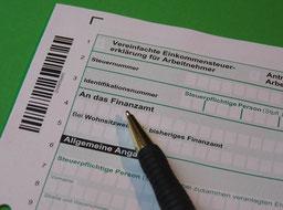 Steuererklärung mit Abstand sicher
