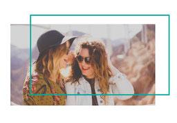 Tell a friend by VITAFACE Kosmetik. Sichere dir deinen Gutschein und schenke deinen Freunden Freude und buche jetzt deinen Kosmetiktermin im Kosmetikstudio Hamburg-Niendorf / Schnelsen