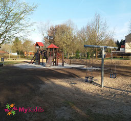 Spielplatz Friedenspark Pfungstadt