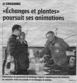 Charente Libre 11-04-2014