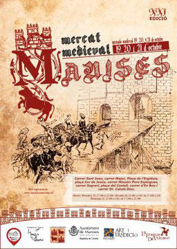 Mercat Medieval de Manises