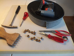 Werkzeug, Losschlaghammer, Werkstatt