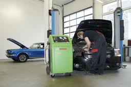 Klimaanlagen, Füllen, Klima reparieren, Auto