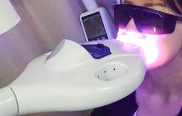 白い歯をメンズエステで 福岡メンズエクラ