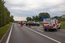 Pramerdorf Verkehrsunfall