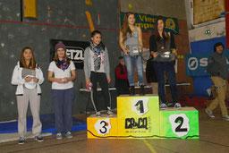 Championnat Départemental - Saintes - 08/12/2014