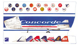 Concorde forty years