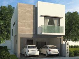 casa modelo catania, katavia residencial, rinconada colonial de apodaca
