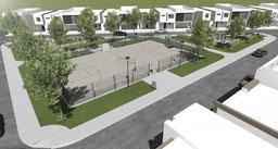 venta de casas en cumbres con areas verdes para ejercitarte solo o en familia
