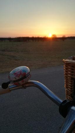 Radtour Richtung Spreewald
