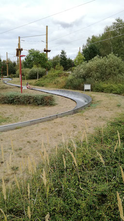 Erlebnispark Sommerrodelbahn Teichland
