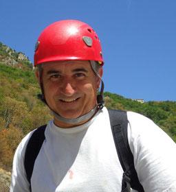 Jean Luc, le patron d'explo spéléologue, canyoniste et baroudeur