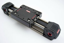 linear actuator belt drive