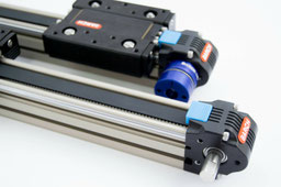 linear slider belt drive