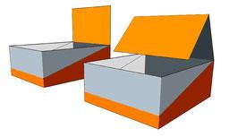 Verpackungsdisplay Shelf-Ready Packaging