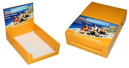 Thekenkarton Thekendisplay aus Karton für Prospekte, Flyer oder Broschüren