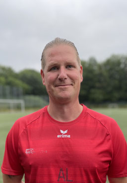 Trainer Axel Leopold