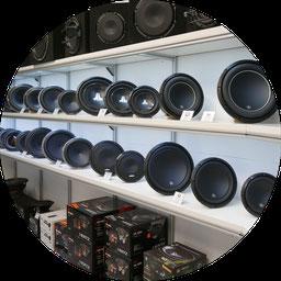 Subwoofer Auswahl JL Audio Hertz Audison