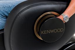 Massagesessel Kenwood mit Zero Gravity