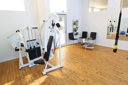 Trainingsbereich Physiotherapie Schaffhausen