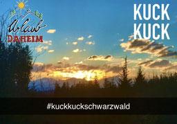 Ferienwohnung Tanja - Oase der Stille - Schluchsee #kuckkuckschwarzwald