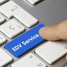 EDV und Computer Service und Konfiguration