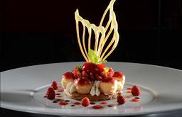 Geniessen Sie du gute Küche der Provence