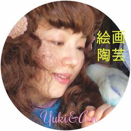 赤毛~立花雪 YukiTachibana  あおい 炎と楽園のアート