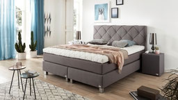 boxspringbett welcon rockstar kaufen boxspringbetten. Black Bedroom Furniture Sets. Home Design Ideas