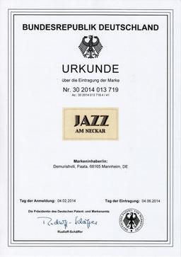 Unsere Zertifizierung vom 04.06.2014                 Klicken für größere Ansicht