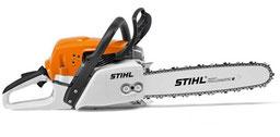 STIHL Motorsäge Benzinkettensäge Elektrokettensäge Akkukettensäge MS MSE MSA
